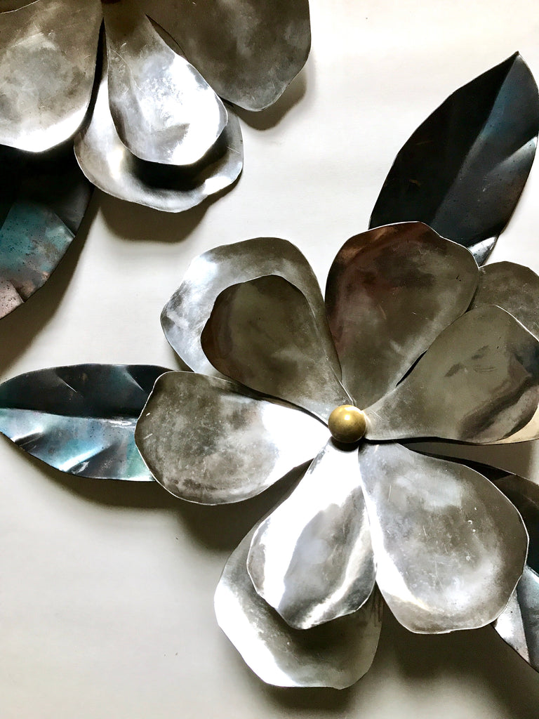 Stainless Steel Magnolia Home Malone