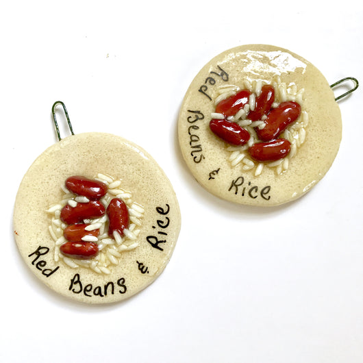 Ornament: Red Beans & Rice
