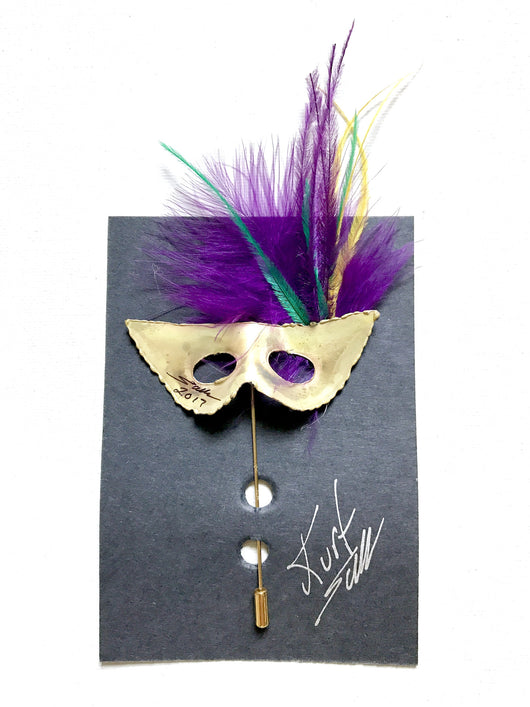 Mascarade Stick Pin