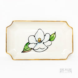Magnolia Orleans Tray: Large