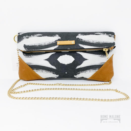 Vivian Folded Clutch/Crossbody
