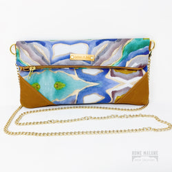 Haley Folded Clutch/Crossbody