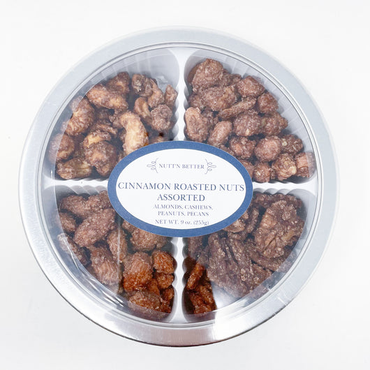 Cinnamon Roasted Nuts: Assorted