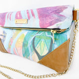 Tiffanie Crossbody Clutch