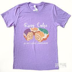 King Cake Love Language