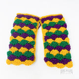 Crocheted Hand Warmer