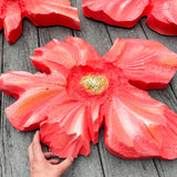 House Float Flower: Coral