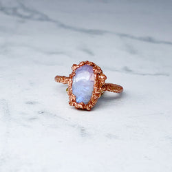 Big Moonstone Ring