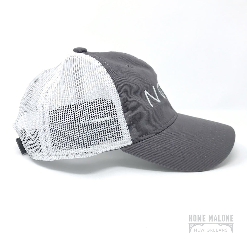 13f0939912f051 NOLA Hat: New Orleans Baseball Hats at New Orleans Best Gift Store – Home  Malone