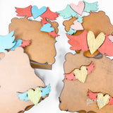 Winged Heart Picture Frame