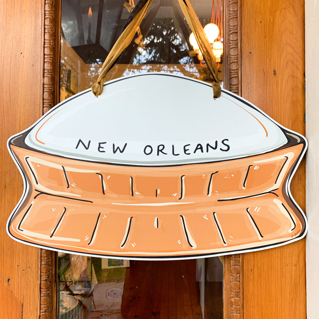 Home Decor New Orleans: New Orleans Saints Door Decor At