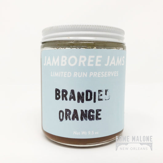 Brandied Orange Jam - Jamboree Jams