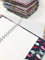 Assorted Colors Journal Cover
