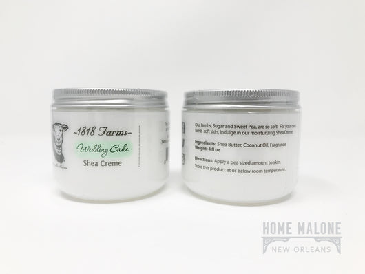 Shea Cream - 1818 Farms