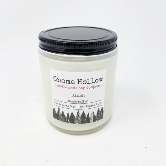 Blush 8oz Candle