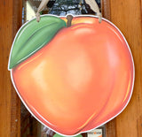 *Scratch & Dent* Peach Door Hanger