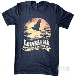 Louisiana Saturday Night Unisex Tee