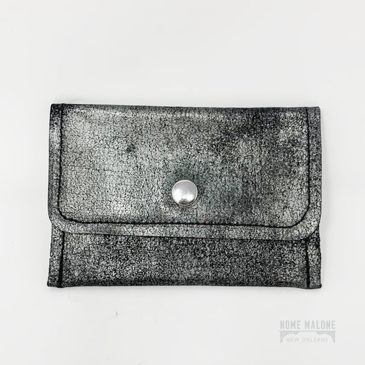 Small Leather Card Wallet
