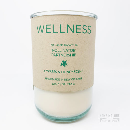 Wellness 12oz Candle