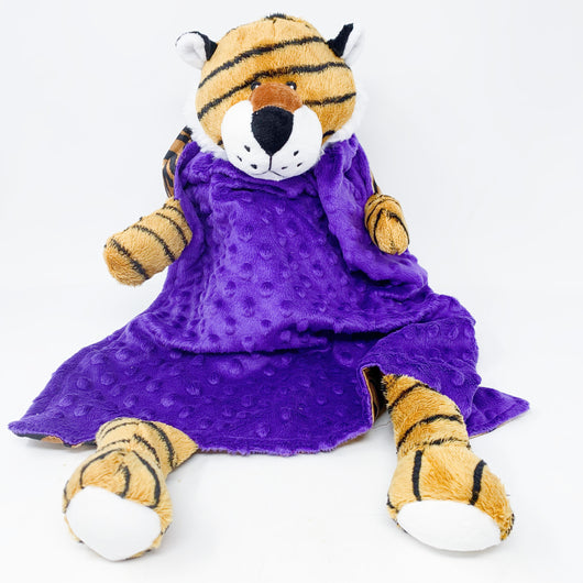 Tiger Friend Blanket