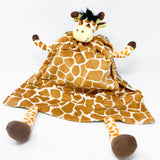 Giraffe Friend Blanket