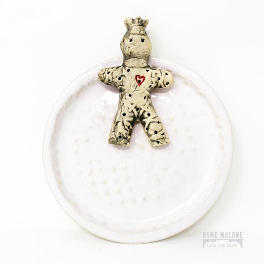Mini Voodoo Ceramic Dish