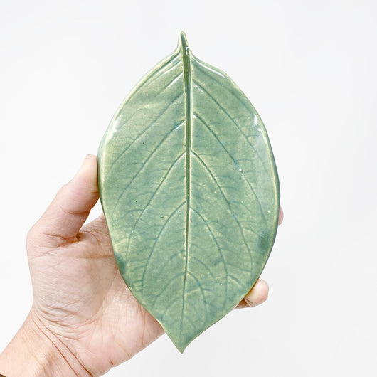 Ceramic Leaf Dish