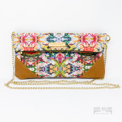 Freida Folded Clutch/Crossbody