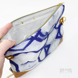 Beth Folded Clutch/Crossbody