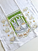 Cafe Au Lait Towel