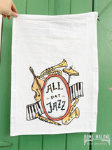 All Dat Jazz Towel