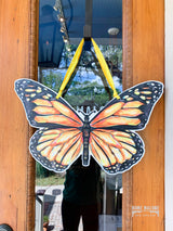 Monarch Butterfly Door Hanger