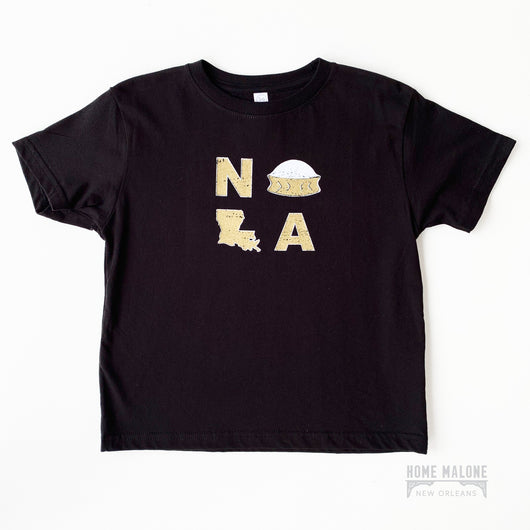 NOLA Dome Kids Tee