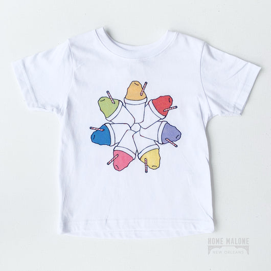 Sno-Ball Kids Tee