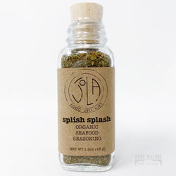 Seafood Seasoning: Splish Splash