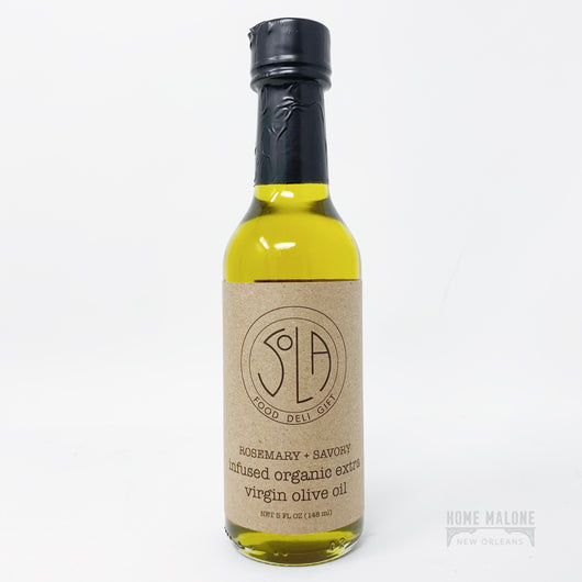Organic Rosemary & Savory Oil