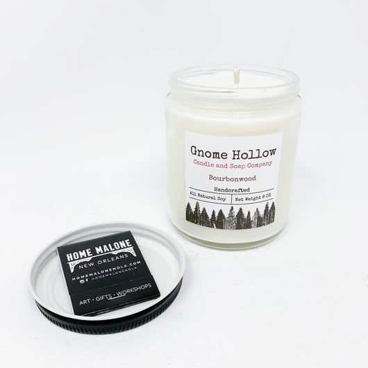 Bourbonwood 8oz Candle