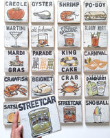 Sno-Ball Wood Sign