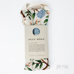Neck Wrap Therapy Pack: Peonies