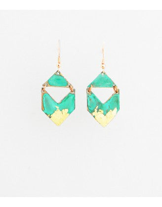 Buried Treasure Earrings