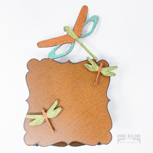 Dragonfly Magnet Picture Frame