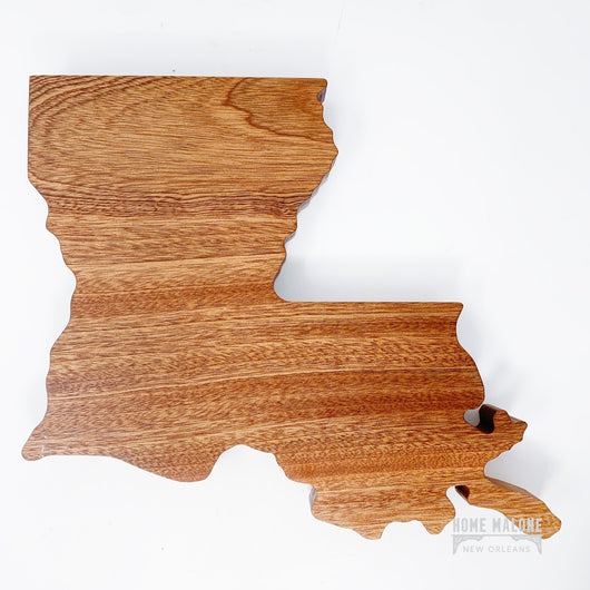 Louisiana Cutting Board: Small