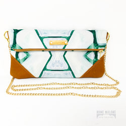 Emerald Clutch/Crossbody