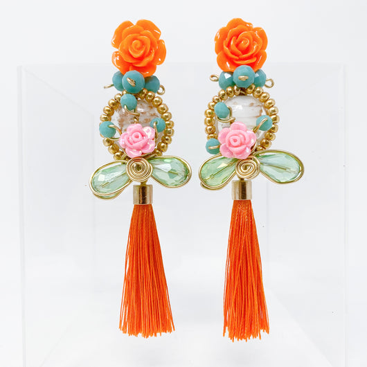 Warmth Garden Party Earrings