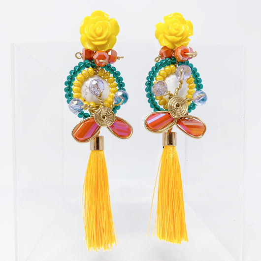 Garden Party Ornate Earrings