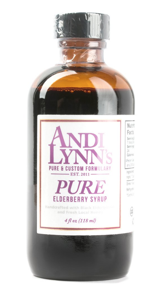 Pure Blend Elderberry Syrup