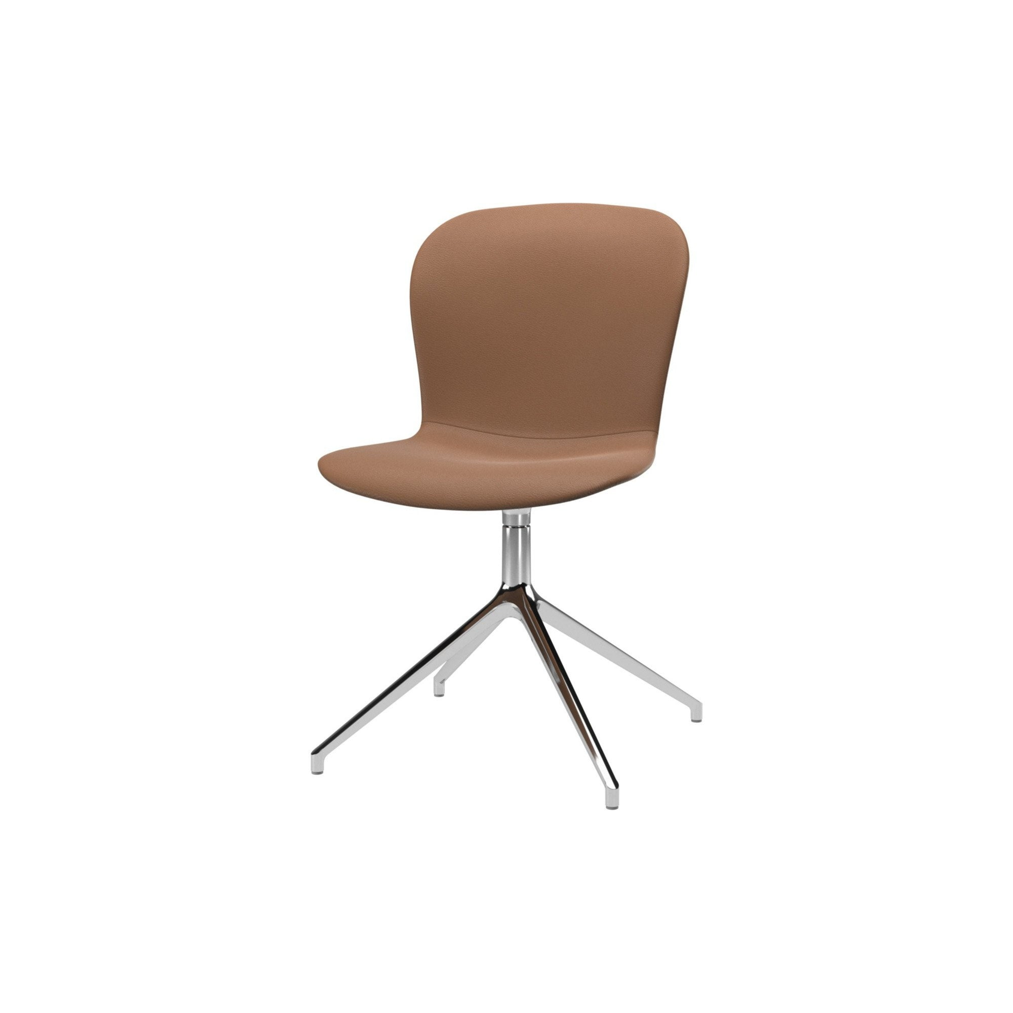 Adelaide Chair with swivel function - Caramel
