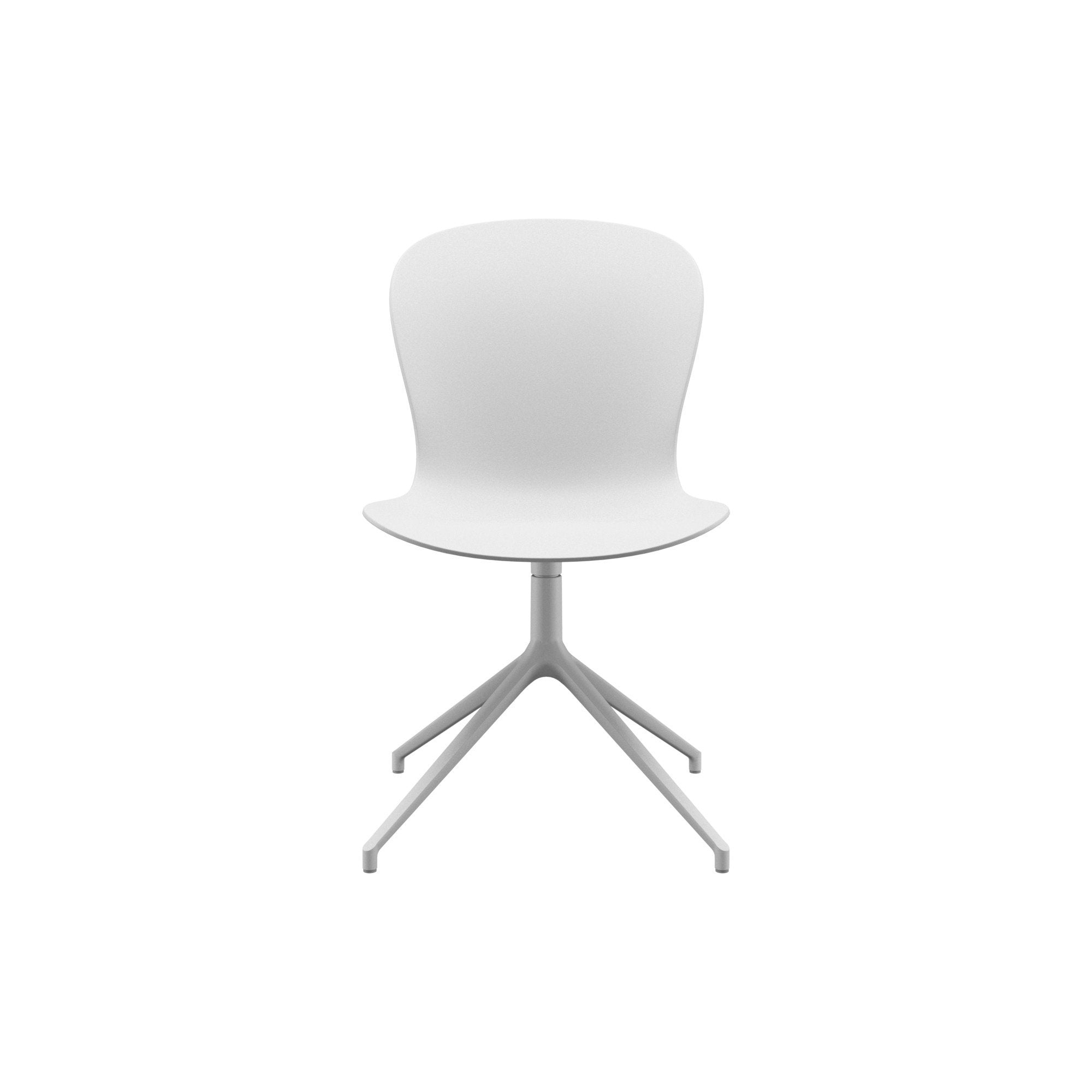 Adelaide Chair with swivel function - White