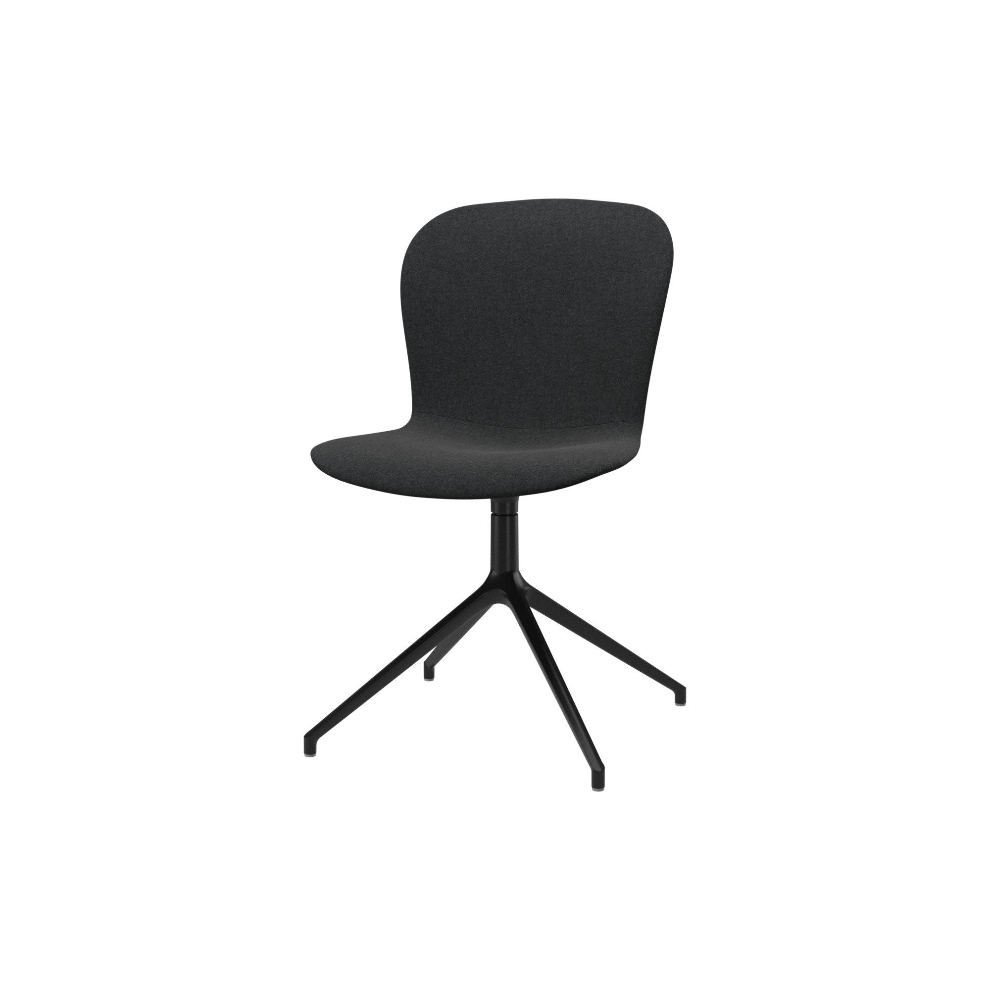 Adelaide Chair with swivel function - Dark Gray