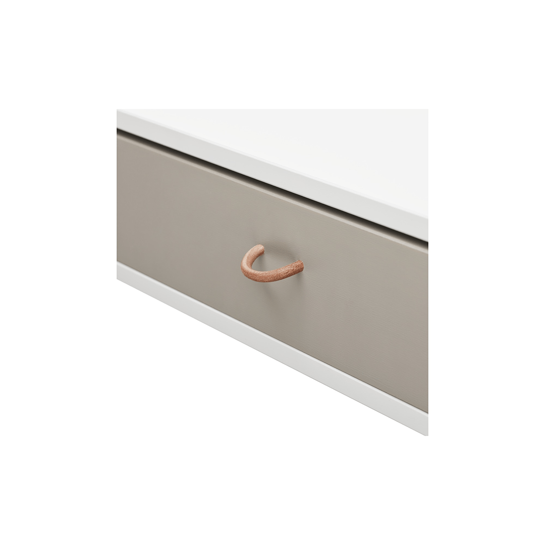 Cupertino Console Table - Matte white - BoConcept Bay Area Online Store